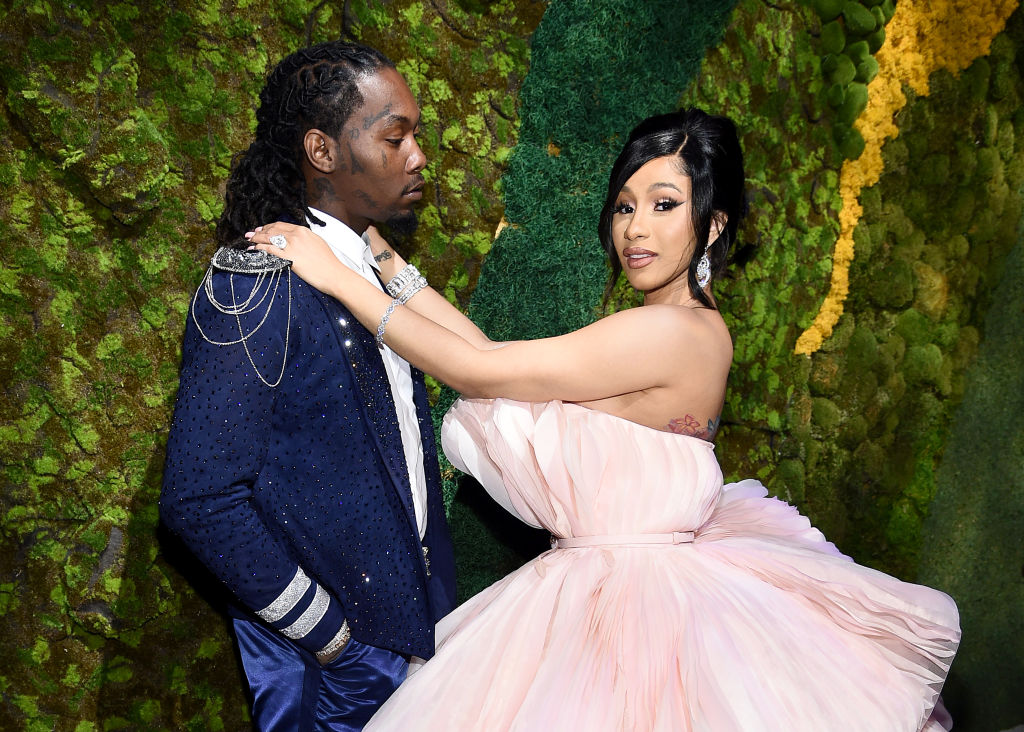 Cardi B explains why she took Offset back after filing for divorce - TheGrio