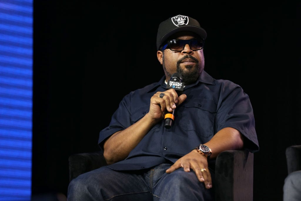 Ice Cube gets dragged for changing stance on Trump