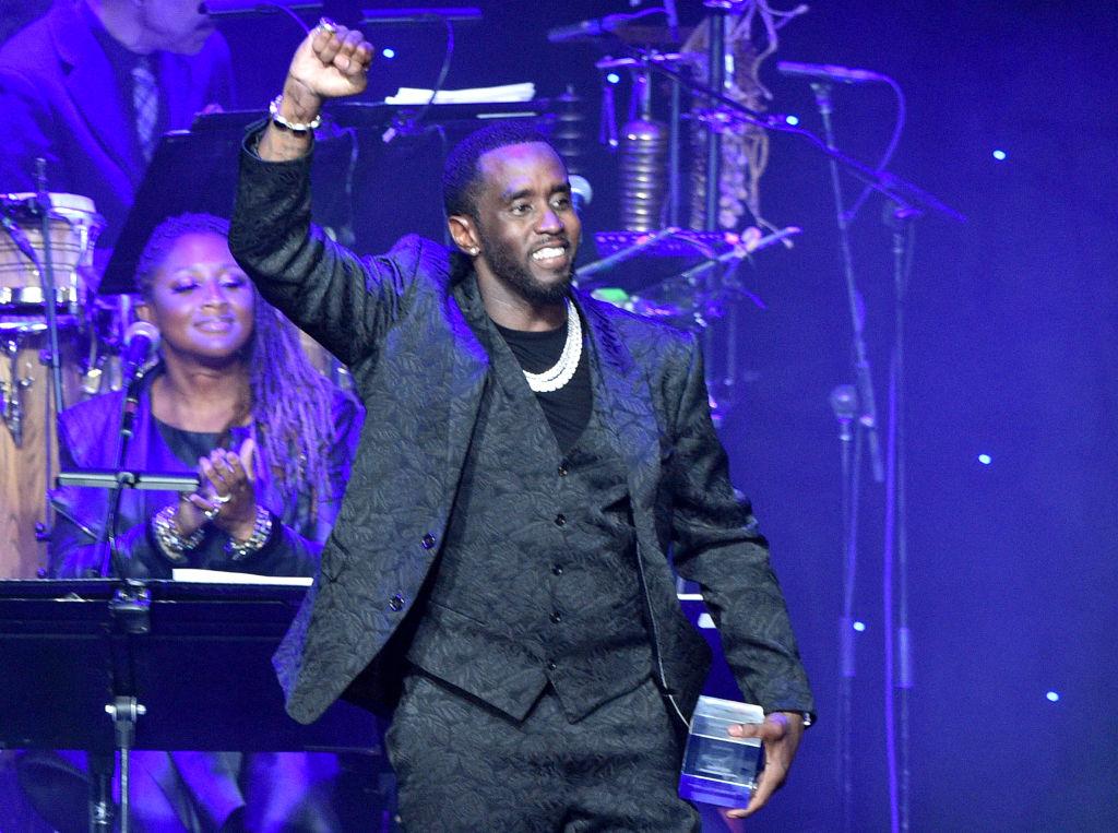 "Sean ""Diddy"" Combs thegrio.com"