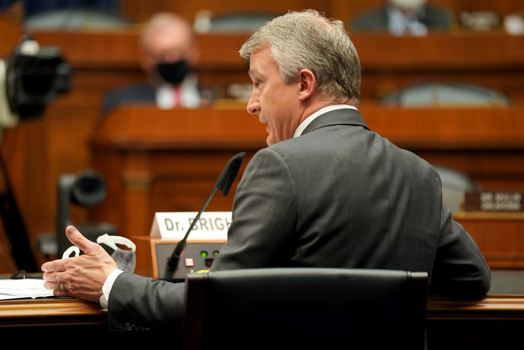House Hearing Held On Protecting Scientific Integrity In Coronavirus Response