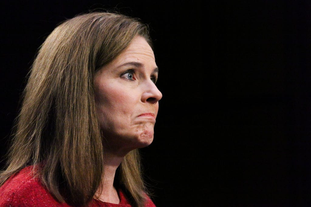 Amy Coney Barrett says she and Haitian-born daughter 'wept together' after Floyd death - TheGrio