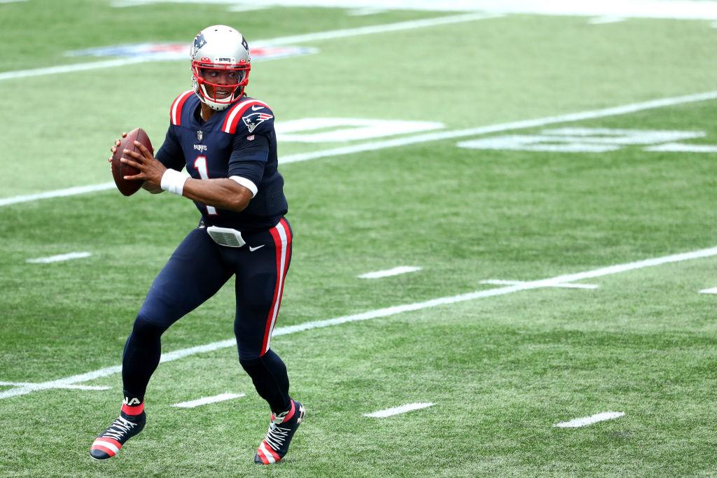 Cam Newton New England Patriots coronavirus thegrio.com