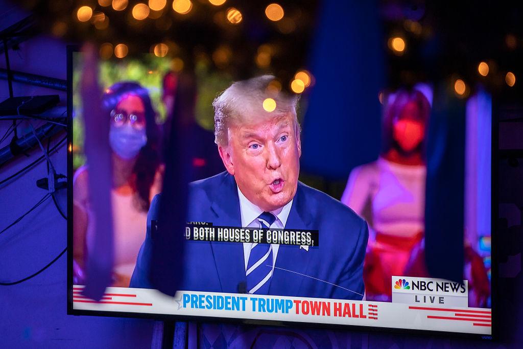 Donald Trump Savannah Guthrie Town Halls