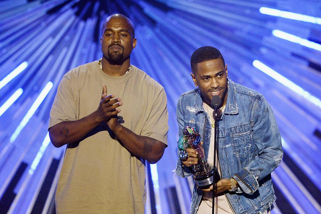 Big Sean Kanye West Charlemagne thegrio.com