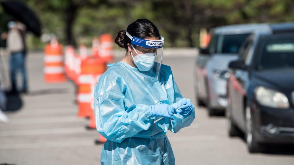 El Paso coronavirus ICU thegrio.com