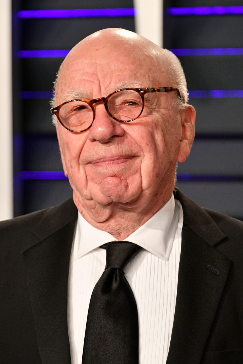 Rupert Murdoch Fox thegrio.com
