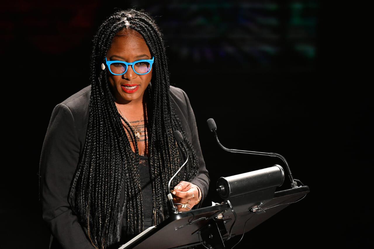 BLM co-founder Alicia Garza target of white supremacist plot - TheGrio