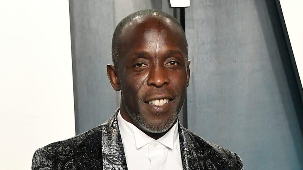 Michael k. Williams thegrio.com