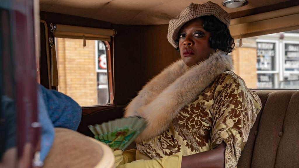Viola Davis, Ma Rainey Chadwick Boseman thegrio.com