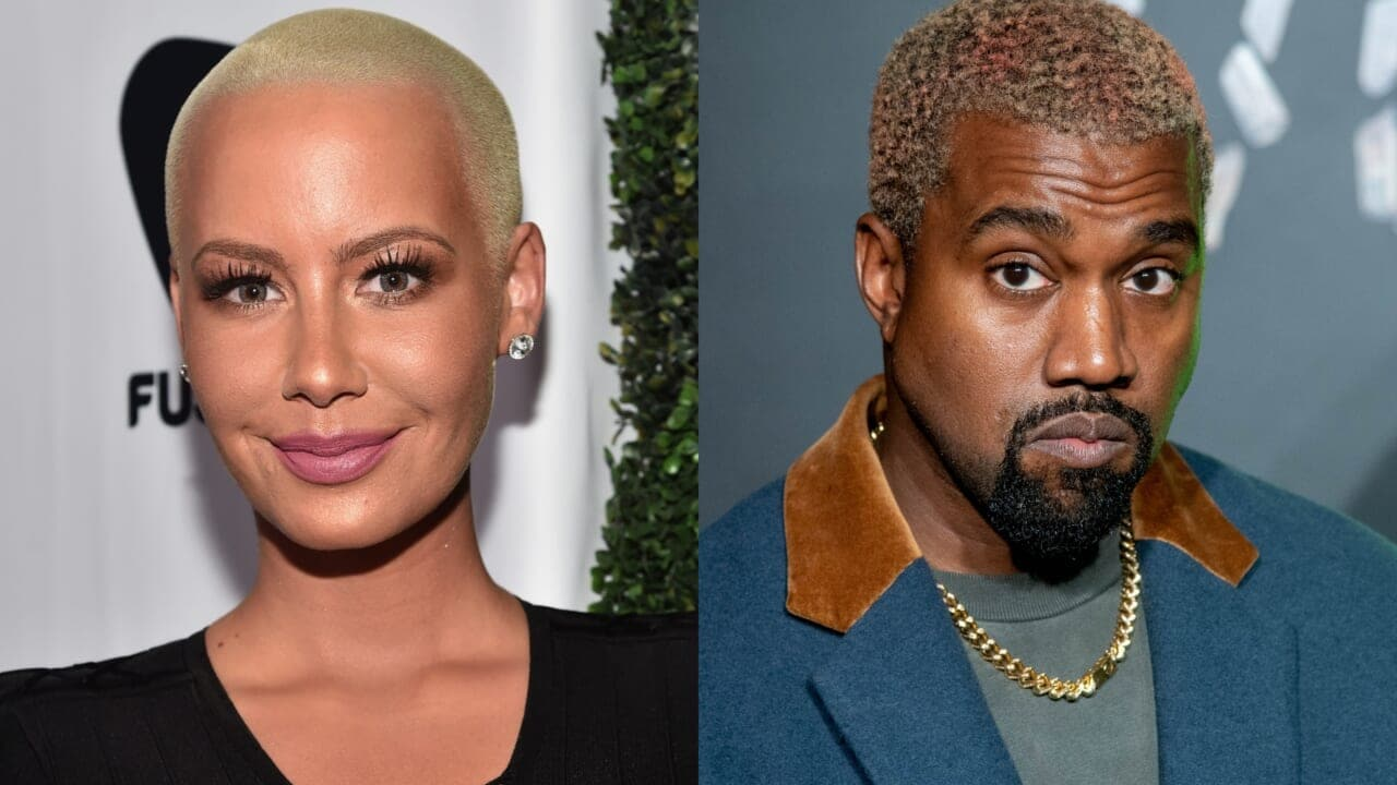 Amber Rose says ex Kanye West has 'bullied her for 10 years' - TheGrio