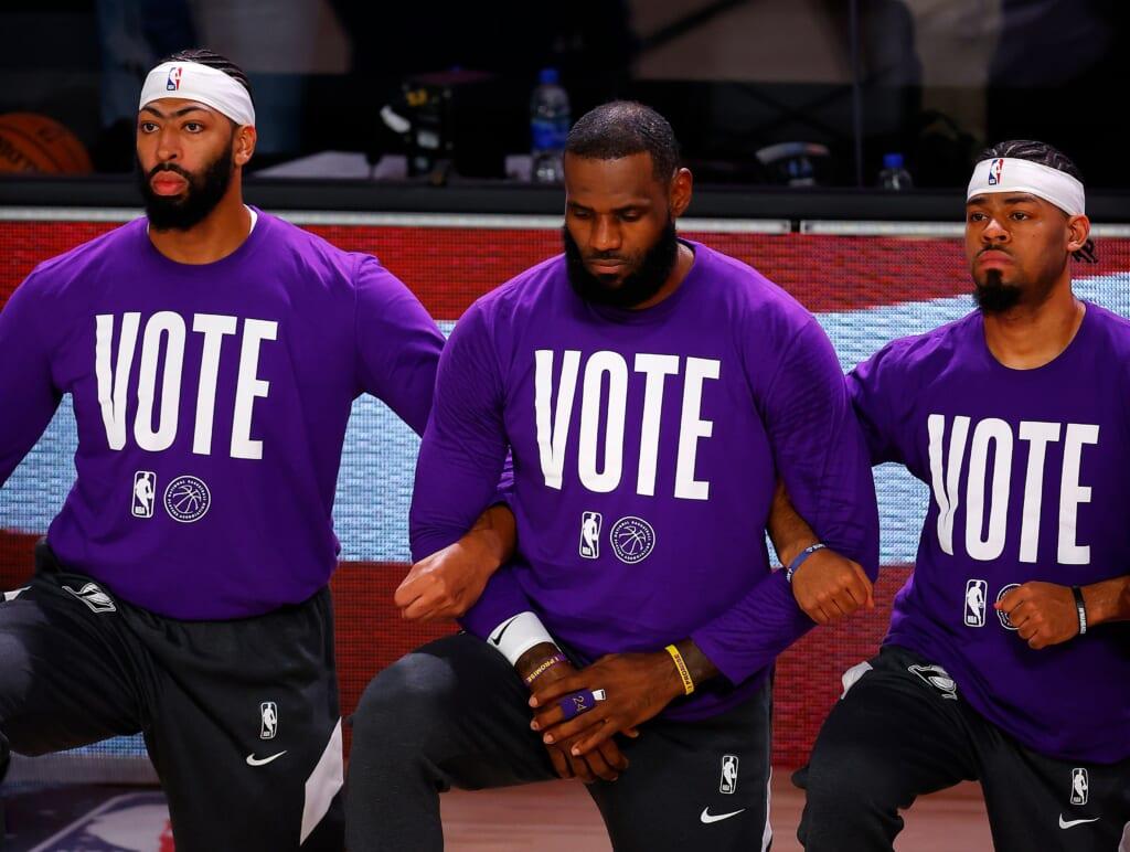 NBA Los Angeles Lakers thegrio.com