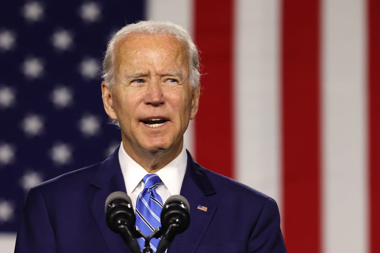 Nearly half of Biden transition team are people of color - TheGrio