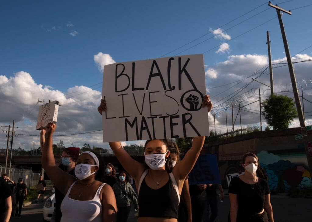 Black Lives Matter Protests Continue Around Detroit