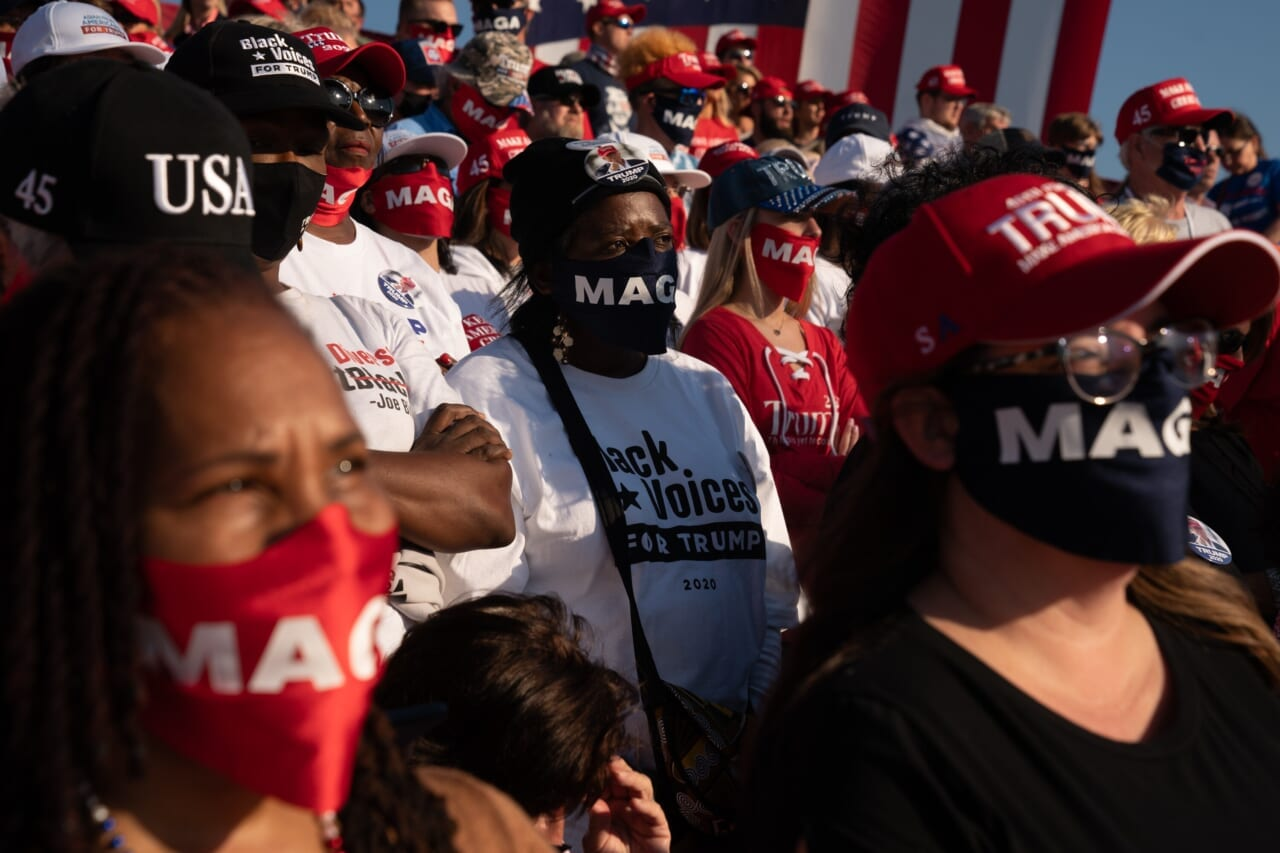 Trump supporters organizing 'Million MAGA March' in DC
