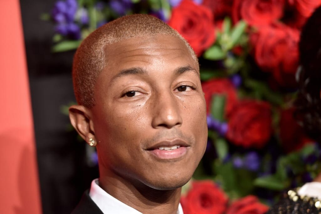 Pharrell Williams thegrio.com