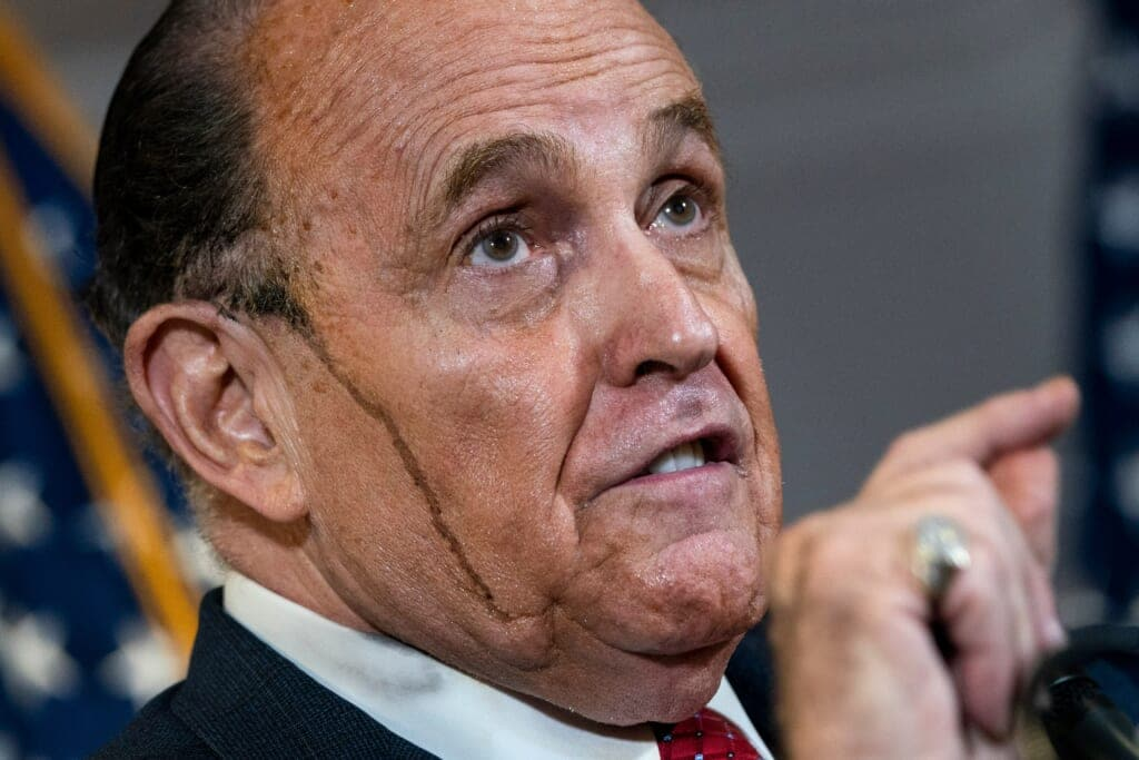 Rudy Giuliani thegrio.com