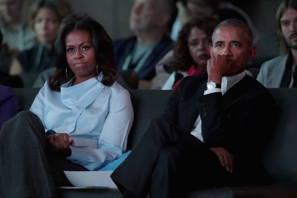 Michelle and Barack Obama book thegrio.com