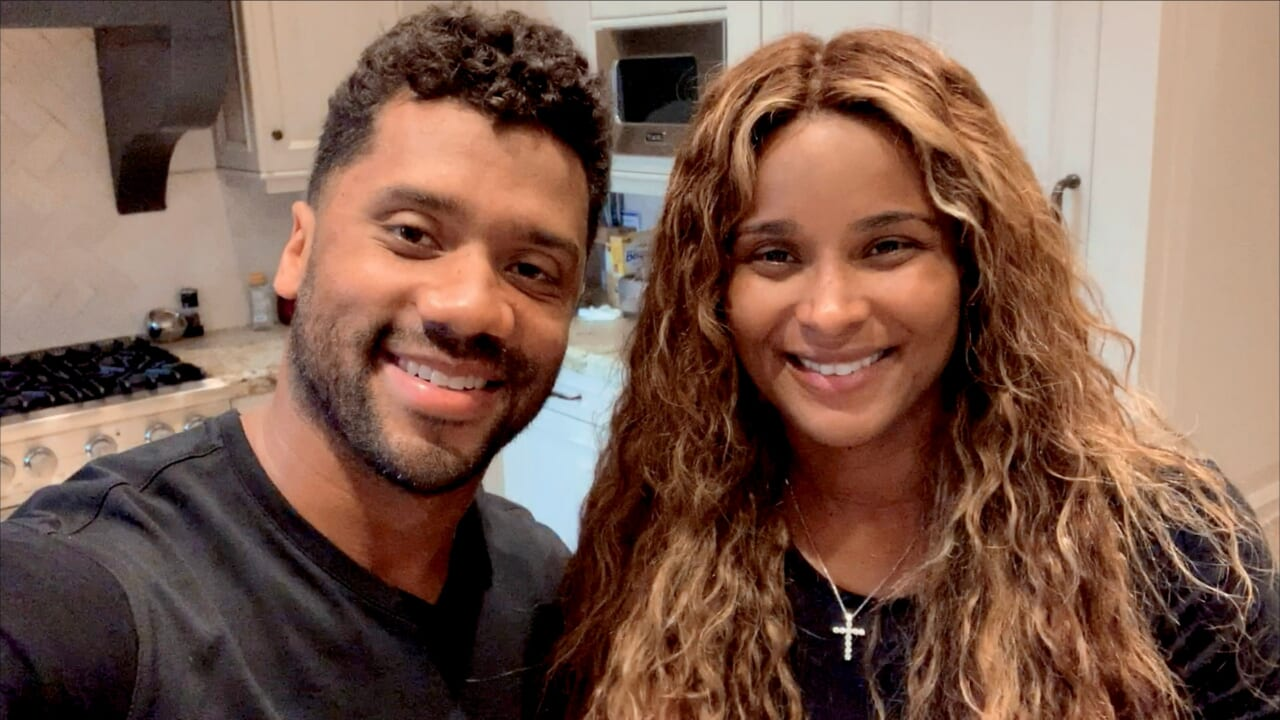 Ciara hints at baby No. 4 in TikTok video with bestie Vanessa Bryant - TheGrio