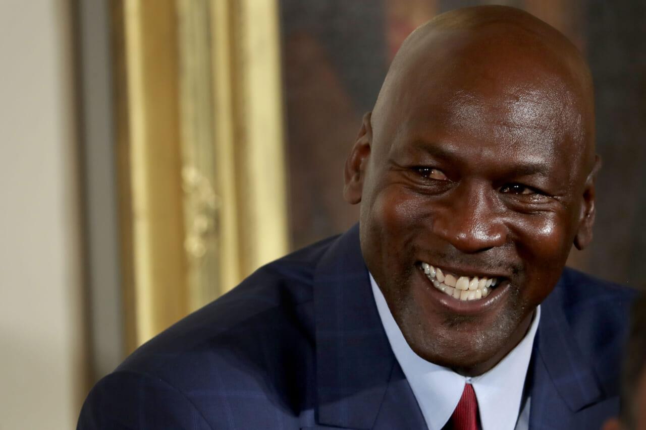 Michael Jordan donates $2M of 'The Last Dance' proceeds to food shelter