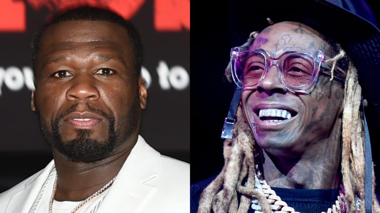 50 Cent: 'I'm sure Lil Wayne got paid for endorsing Trump' - TheGrio