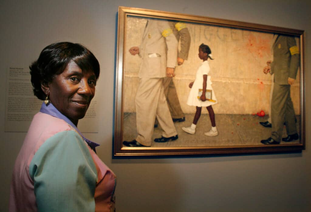 Lucille Bridges, mother of activist Ruby Bridges, dies at 86 - TheGrio :  TheGrio