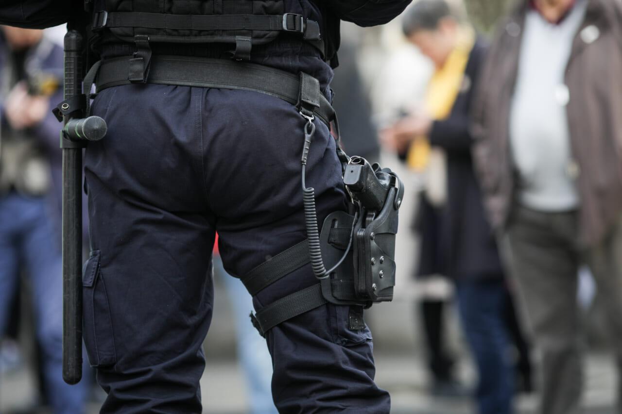 Bad Cops - cover