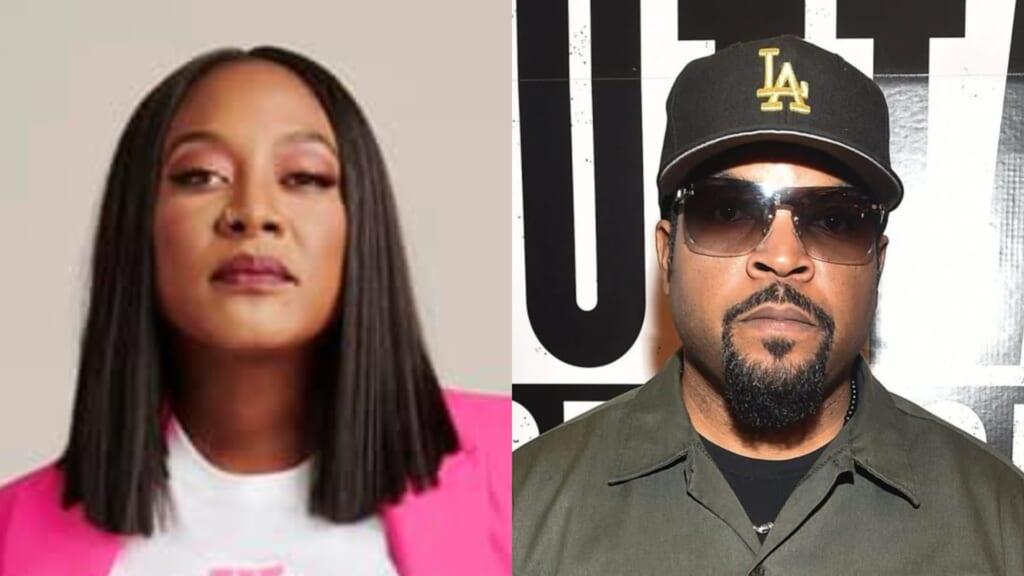 Alicia Garza Ice Cube thegrio.com