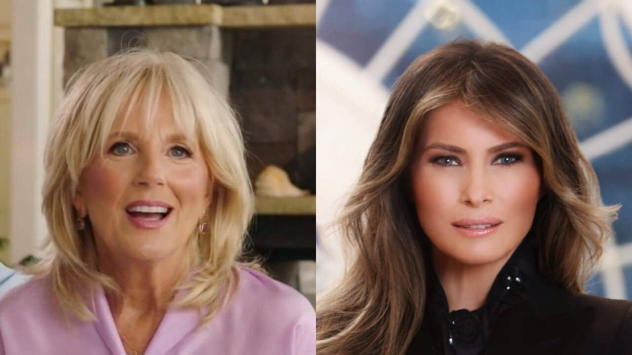 Melania Trump refuses to meet with Dr. Jill Biden