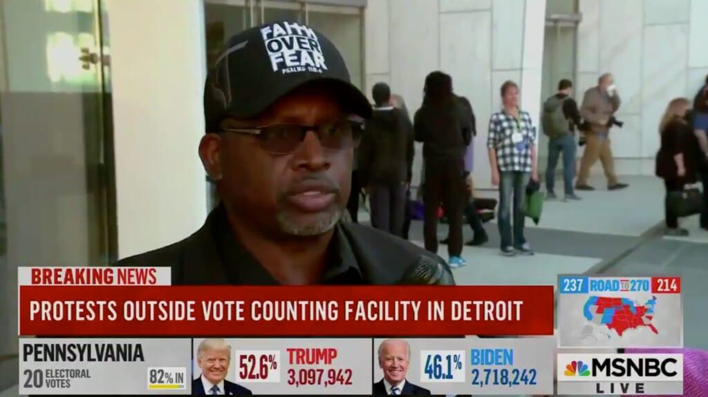 Detroit Steve Bland thegrio.com