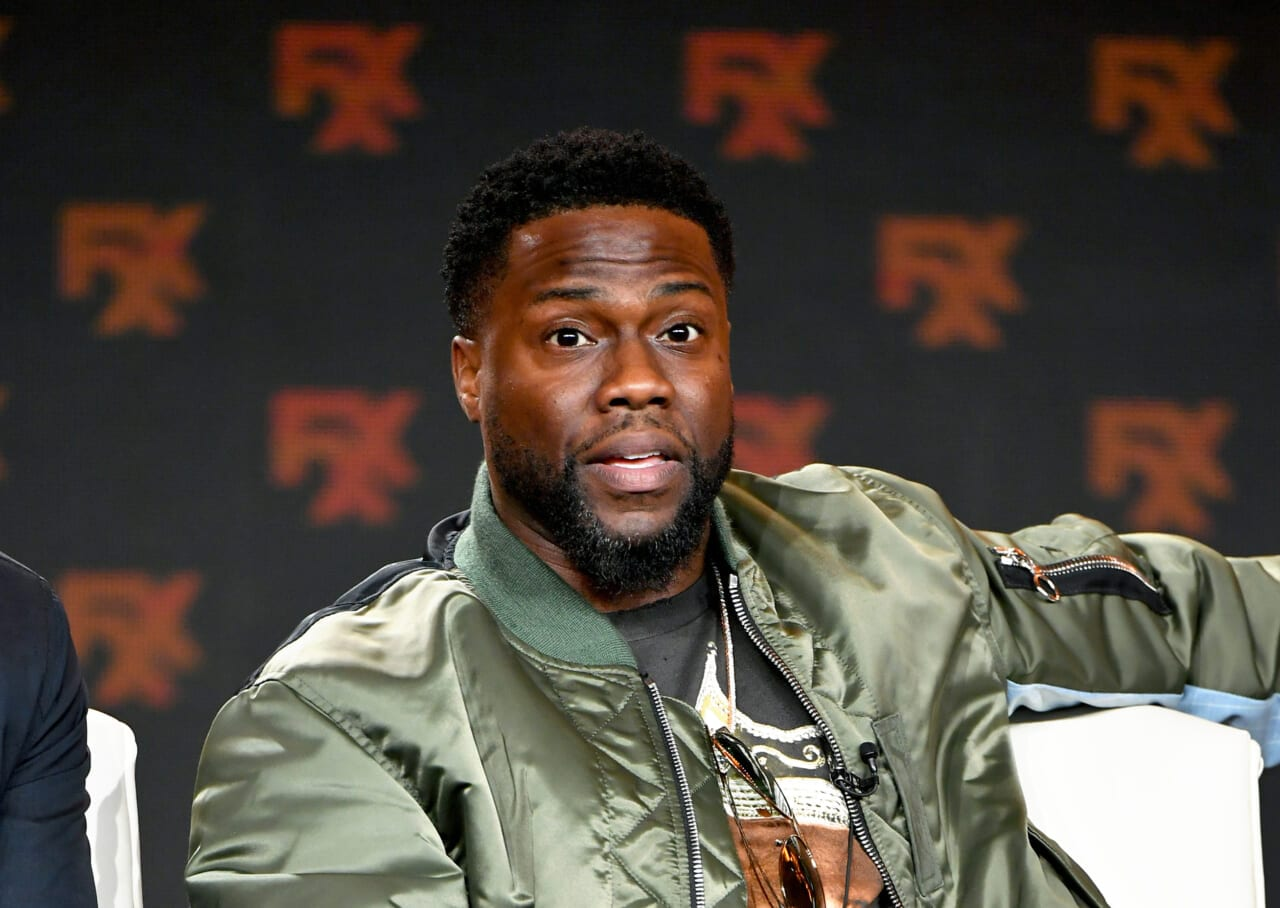 Kevin Hart responds to backlash over joke about his daughter