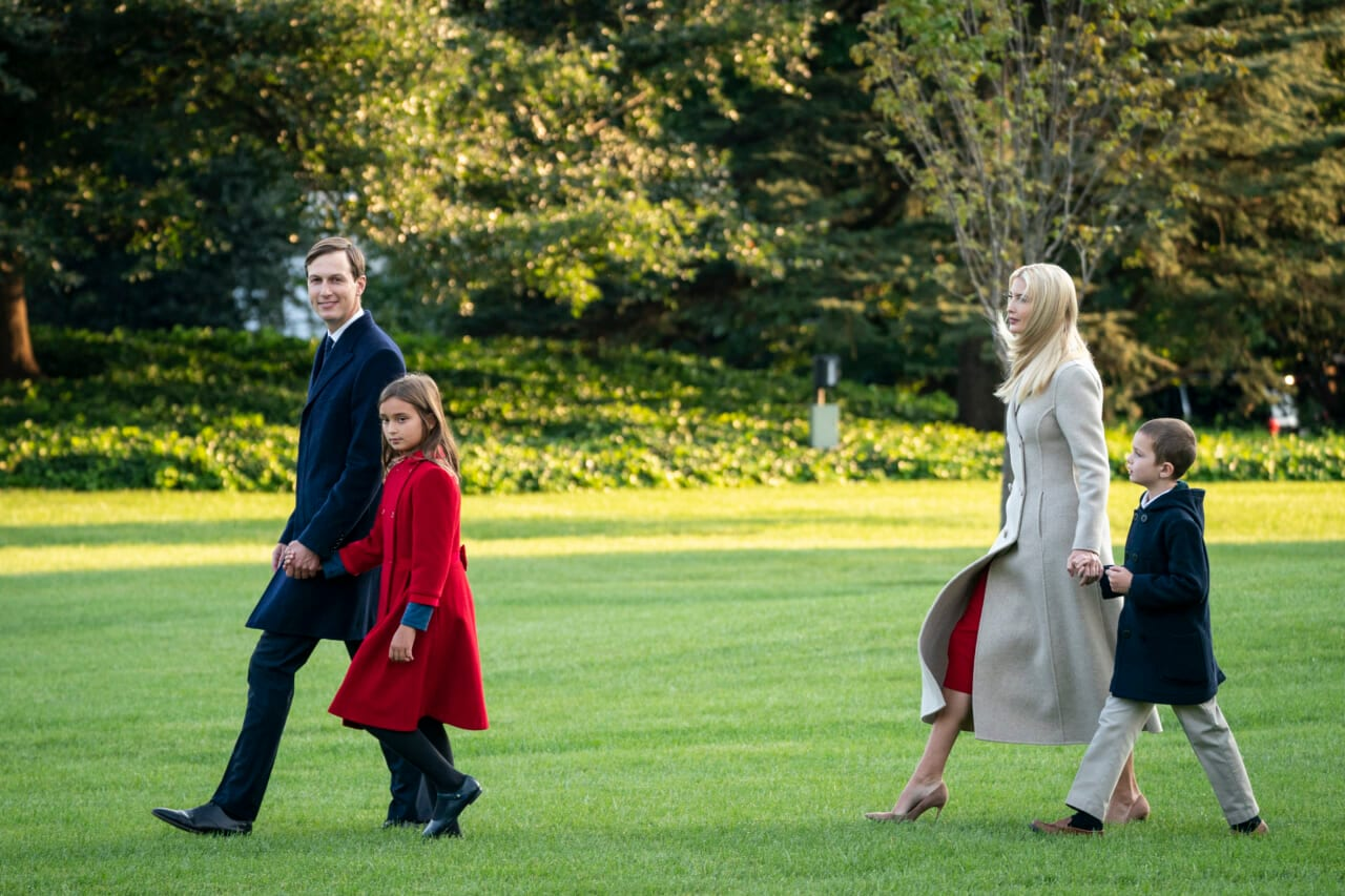 Ivanka Trump and Jared Kushner's children removed from school after COVID-19 complaints - TheGrio