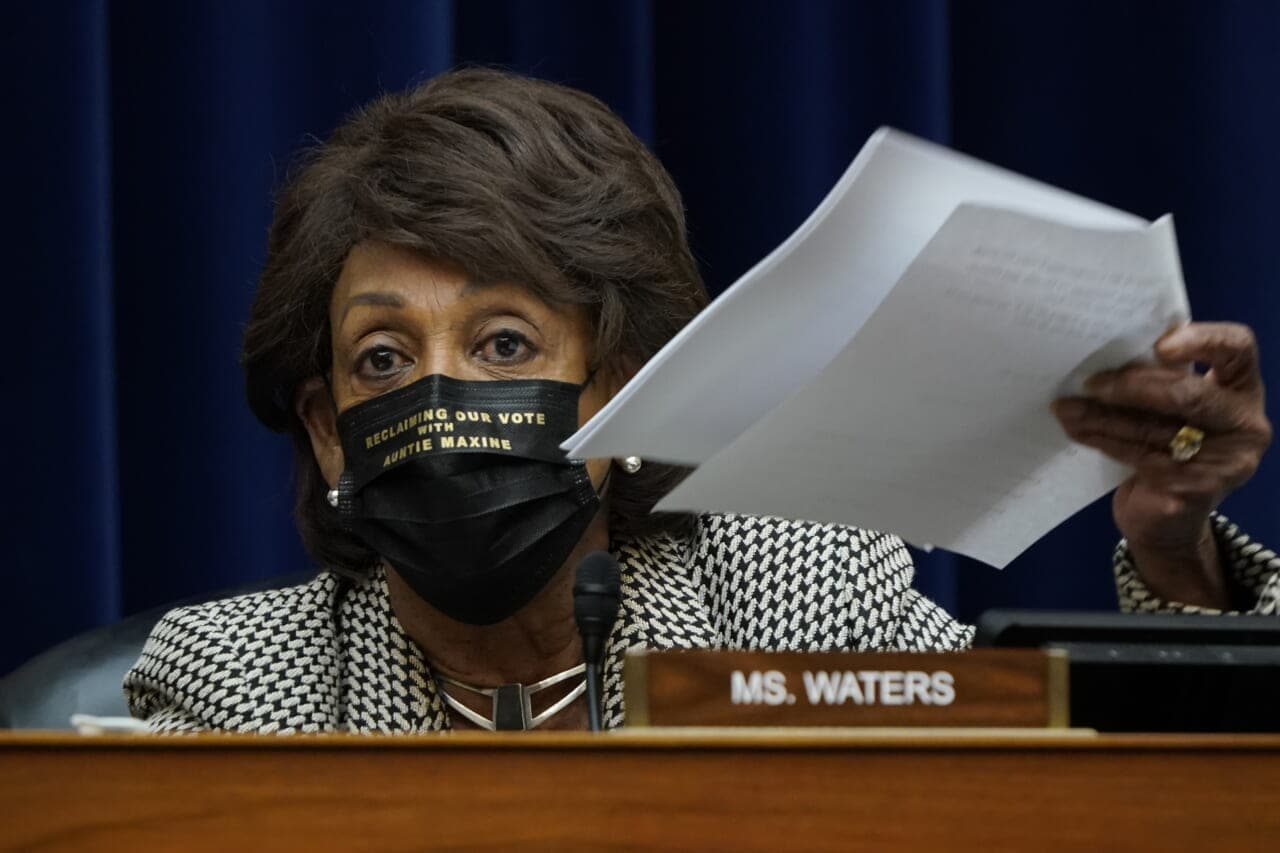 Maxine Waters spent holiday away from family to 'kick butt' for stimulus plan - TheGrio