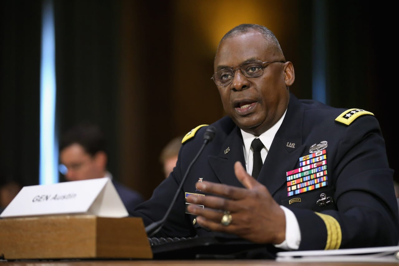 Biden considers retired Gen. Lloyd Austin to head U.S. military: report