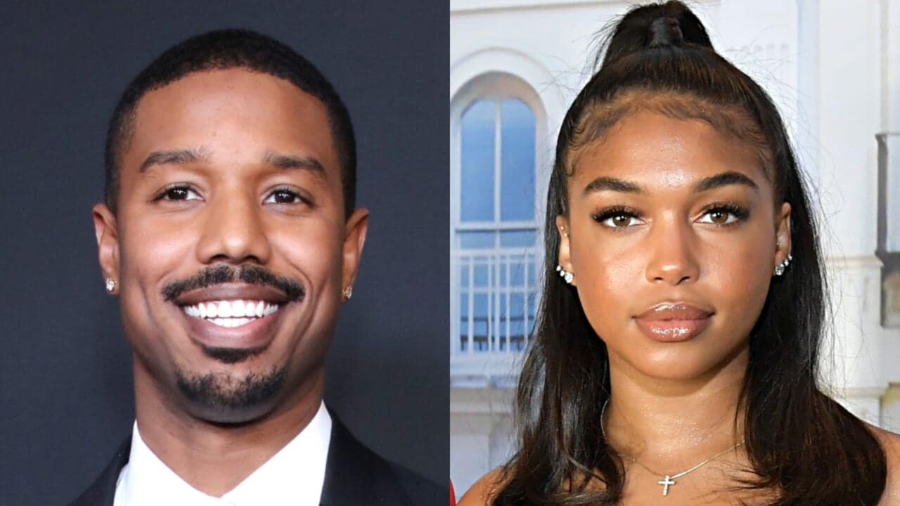 Michael B. Jordan expresses his love for Lori Harvey following controversial comments made by Boosie