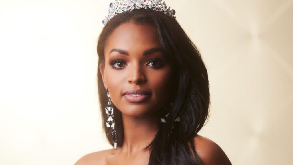 Miss USA Asya Branch thegrio.com
