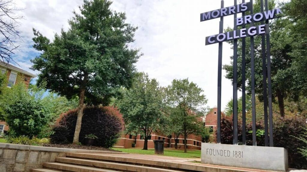 Morris Brown College thegrio.com
