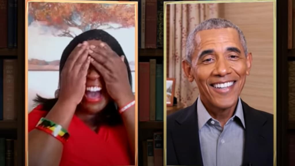 Obama Jimmy Kimmel Live www.theGrio.com