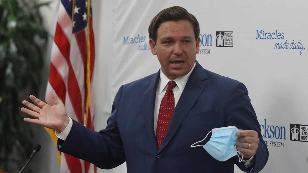 DeSantis introduces legislation that allows citizens to shoot people targeting businesses - TheGrio