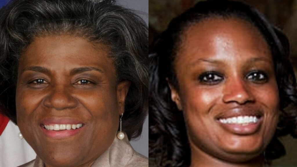 Linda Thomas-Greenfield Shuwanza Goff thegrio.com