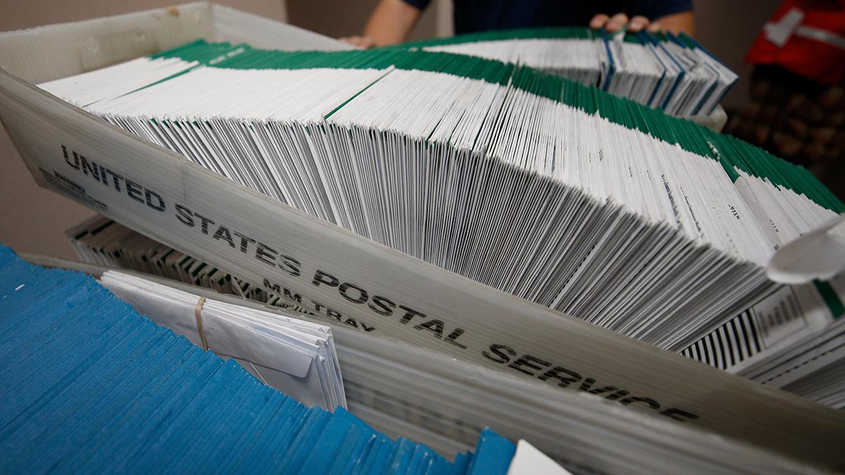 Postal worker admits ballot fraud claim wasn't true, Trump donors paid him $130k