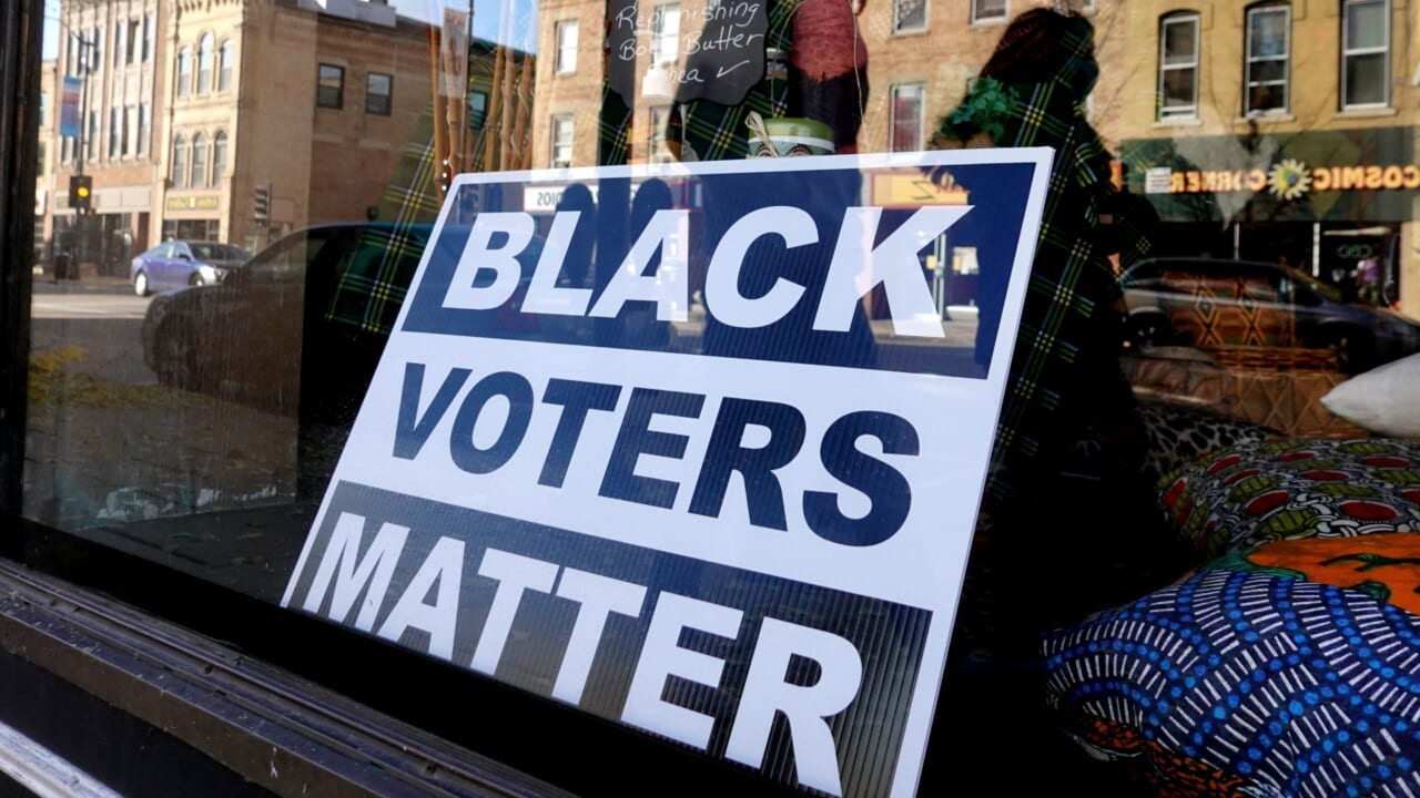 Black Male Voter Project fighting to show Black men's vote is year-round effort