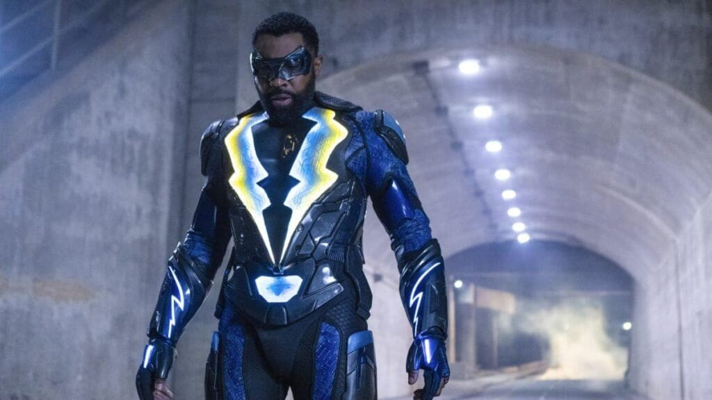 CW Black Lightning