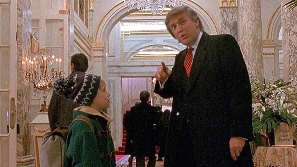 'Home Alone 2' director reveals how Trump bullied his way into film