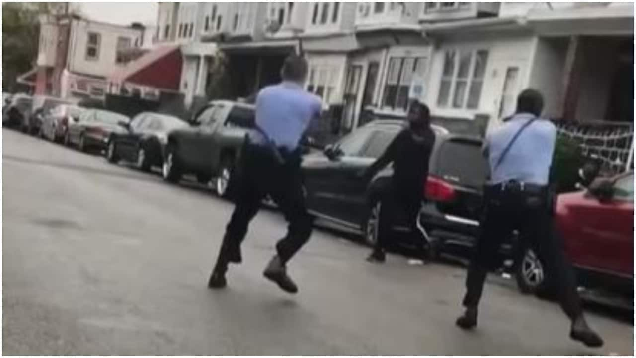 Philadelphia police release bodycam footage of Walter Wallace Jr. shooting