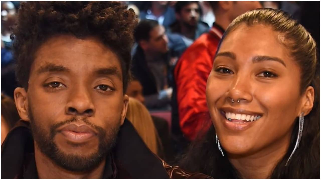 Chadwick Boseman's widow appointed administrator of his estate