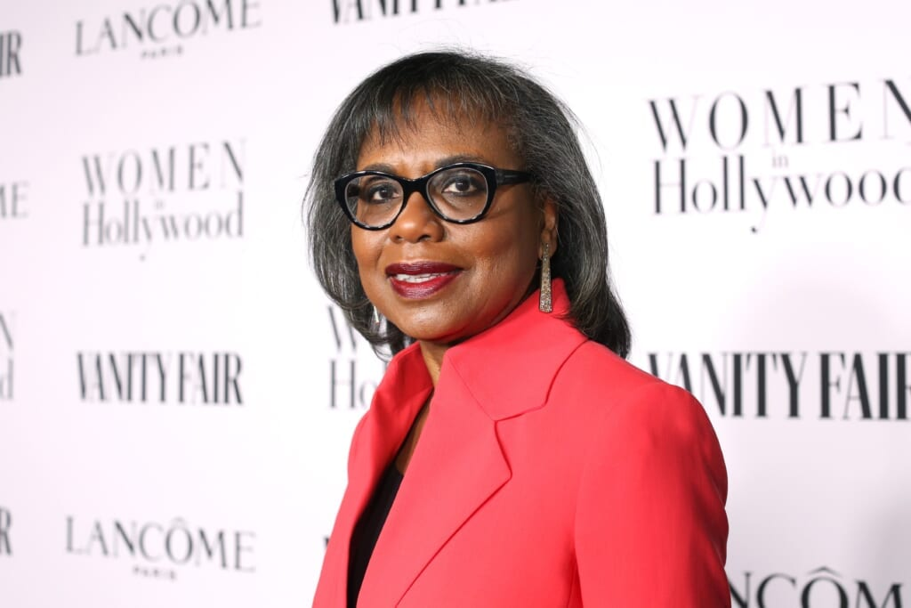 Anita Hill sexual harassment thegrio.com