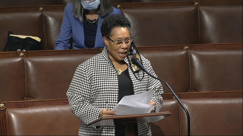 Rep. Marcia Fudge thegrio.com