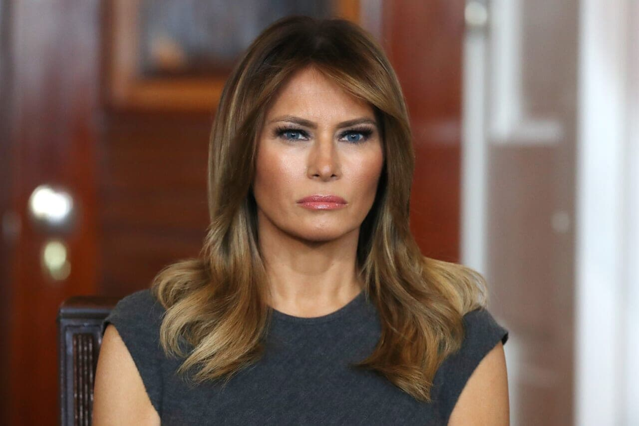 Melania Trump 'wants to go home'