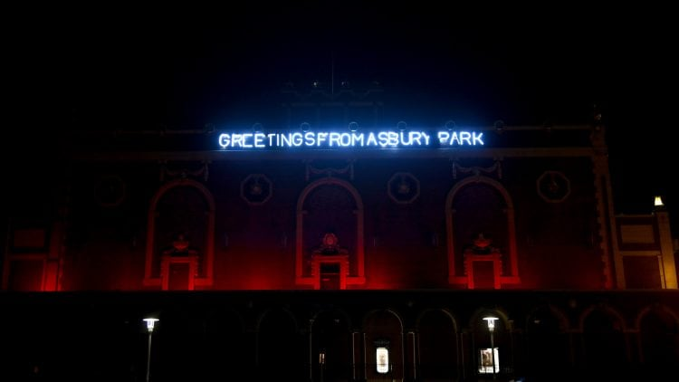U.S. Venues Light Up Red As Part Of The #RedAlertRESTART Campaign In Support Of The RESTART Act