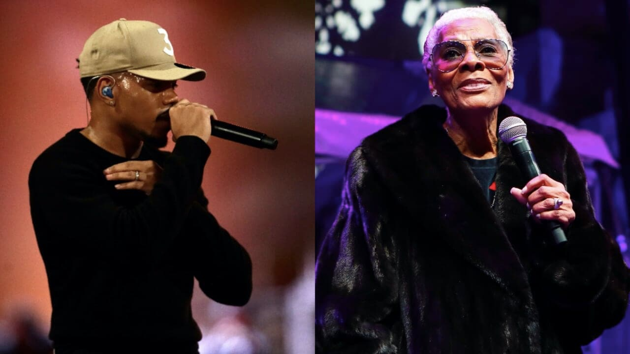 Dionne Warwick, Chance The Rapper's hilarious tweets go viral